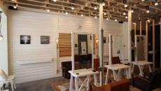 沖縄の美容室の内装