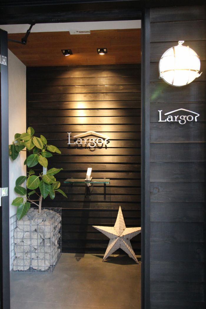原宿の内装デザイン会社Largo