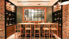 八重洲の飲食店の内装デザイン