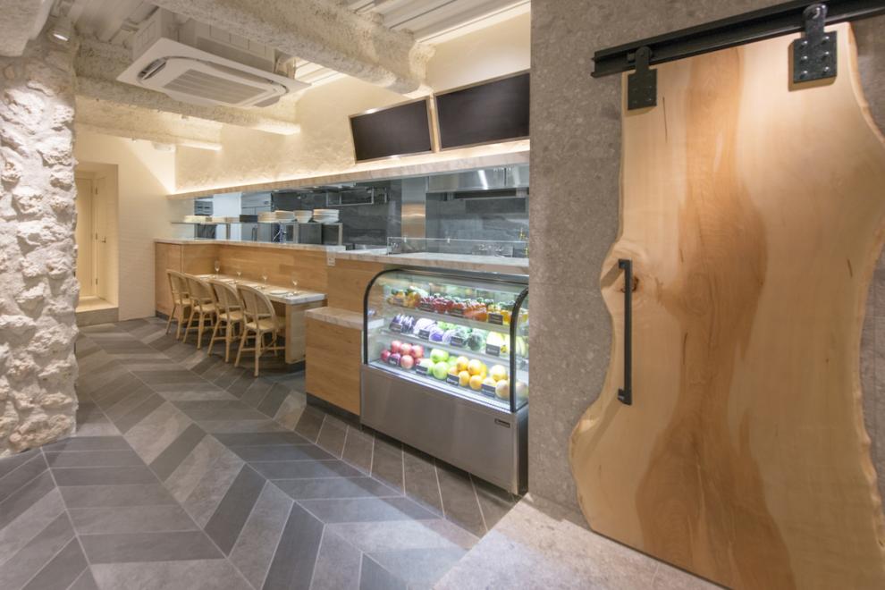 青葉台 キャンバス canvas レストラン 店舗内装 デザイン 飲食店