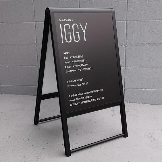 LARGO 美容室 内装 デザイン 店舗